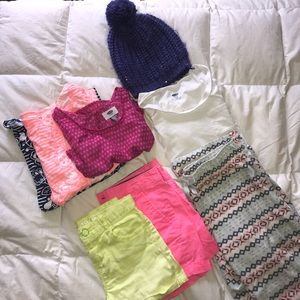 girls old navy clothing sizes L/XL